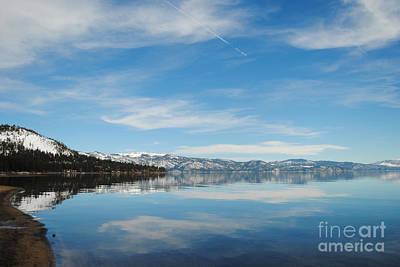 Beautiful Lake Tahoe Art Print