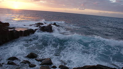 Photograph - Beautiful Ocean by Luis and Paula Lopez