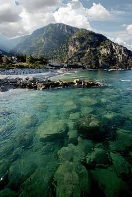 Y120817 Photograph - Beautiful Paradise by Batu Balkanli
