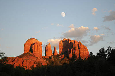 Beautiful Photography - Sedona Landscape Art Print by Earl Bowser
