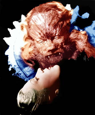 Beauty And The Beast, Aka La Belle Et Art Print by Everett