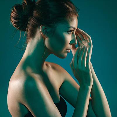 Beauty Print by Pavlo Kolotenko