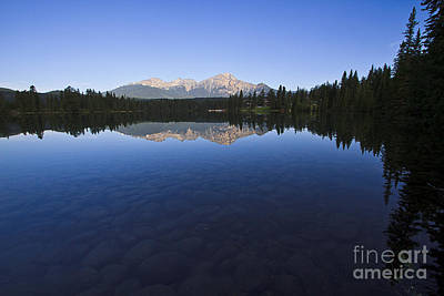 Photograph - Beauvert Lake 2 by Dennis Hedberg