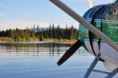 Airplane Photograph - Beaver by Virginia Black