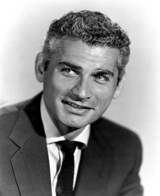 1950s Portraits Photograph - Because Of You, Jeff Chandler, 1952 by Everett