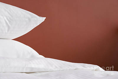 Bed Linens Photograph - Bed by Shannon Fagan
