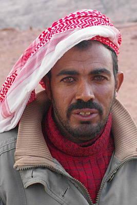 Bedouin Art Print by David George