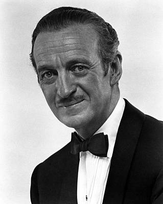 1964 Movies Photograph - Bedtime Story, David Niven, 1964 by Everett