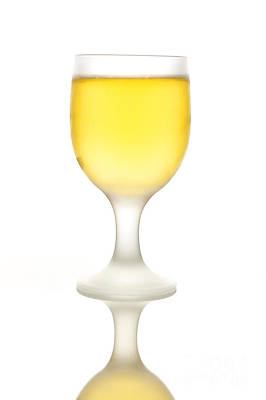 Stemware Photograph - Beer by HD Connelly