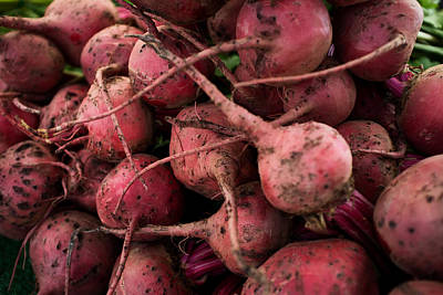 Vegetables Photograph - Beets by Tanya Harrison