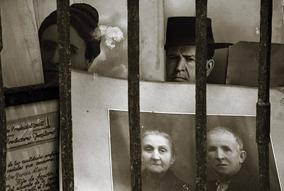 Behind Bars Art Print by RicardMN Photography