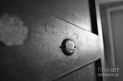 Photograph - Behind Door No. 329 by Luke Moore