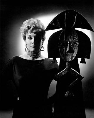 Bell, Book And Candle, Kim Novak, 1958 Art Print