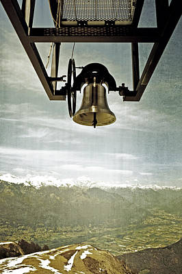 Chimes Photograph - Bell In Heaven by Joana Kruse
