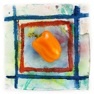 Peppers Photograph - Bell Pepper  by Igor Kislev