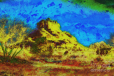 Photograph - Bell Rock by Julie Lueders
