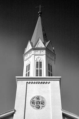Bell Tower II Art Print by Steven Ainsworth