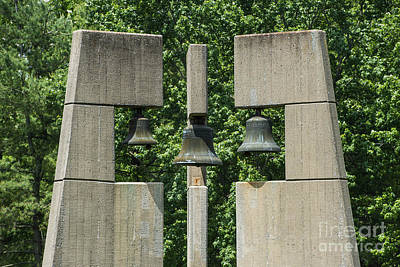 Religious Community Photograph - Bell Tower by John Greim