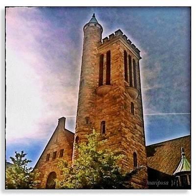 Bronze Wall Art - Photograph - Bell Tower by Mari Posa