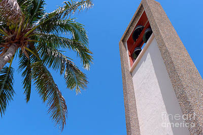 Photograph - Bell Tower by Nora Martinez