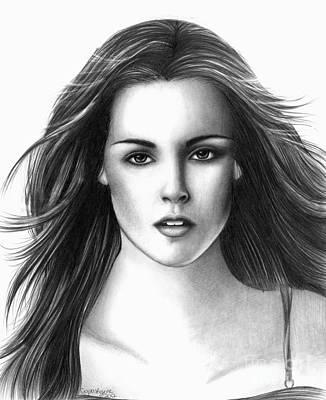 Bella Swan Art Print