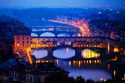 Photograph - Belle Firenze by John Galbo