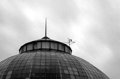 Photograph - Belle Isle Anna Scripps Whitcomb Conservatory by Gordon Dean II