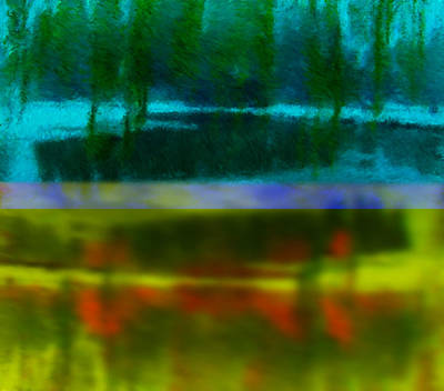 Wall Art - Photograph - Beneath The Pond by Lori Kirstein