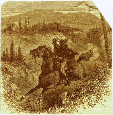 Benedict Arnold, American Traitor Art Print