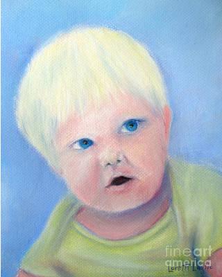 Painting - Benny by Loretta Luglio