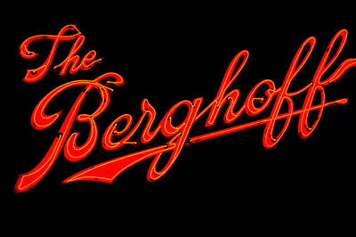 Berghoff Art Print by Zannie B