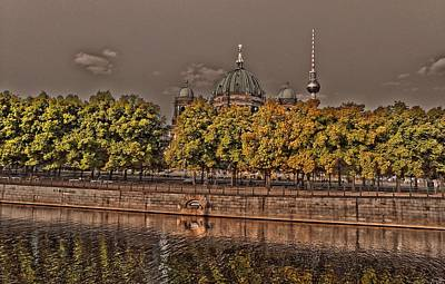 Berlin Cathedral ... Print by Juergen Weiss