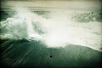 Photograph - Beside The Sea IIi by Sharon Johnstone