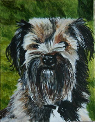Painting - Best Friend by Betty-Anne McDonald