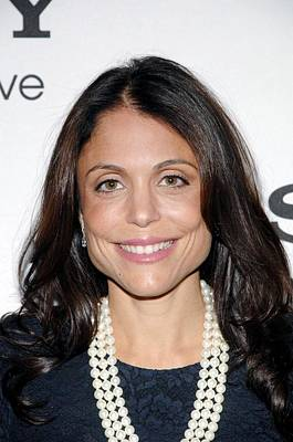 Bethenny Frankel At Arrivals For Sony Art Print by Everett