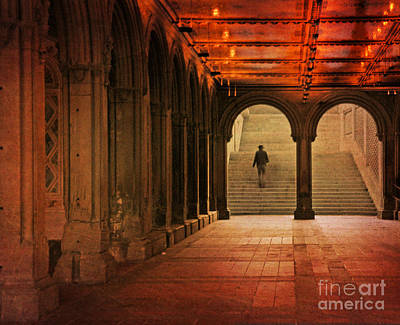 Photograph - Bethesda Passage by Deborah Smith