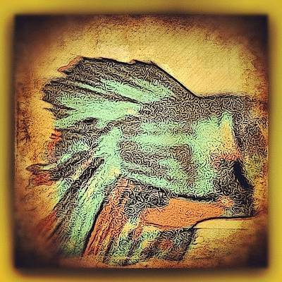 Iger Photograph - Betta by Paul Cutright