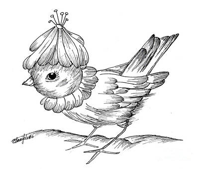 Baby Bird Drawings Page 5 of 6  Fine Art America