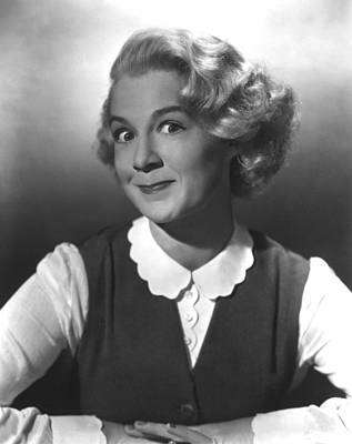 Publicity Shot Photograph - Betty Hutton, Paramount Pictures, Ca by Everett