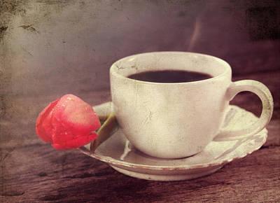 Beverage Art Print by Darren Fisher