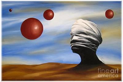 Conscious Painting - Bevissthet by Kleopatra Aurel