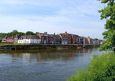 Photograph - Bewdley Quay by Ed Lukas