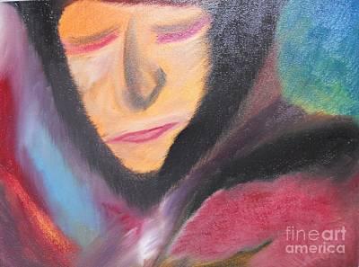 Painting - Beyond Human by Hari Om Prakash