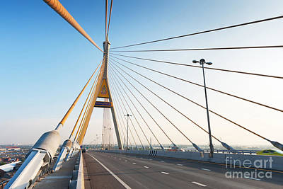 Bhumipol Bridge Original by Atiketta Sangasaeng