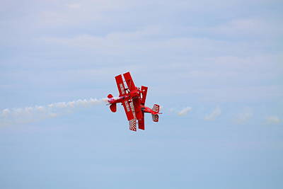 Photograph - Bi Plane Croos by Kevin Schrader