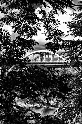 Photograph - Bibb Graves Bridge Arch by Greg Sharpe