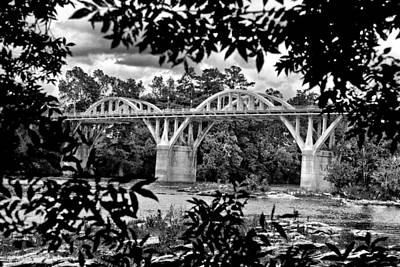 Photograph - Bibb Graves Bridge by Greg Sharpe