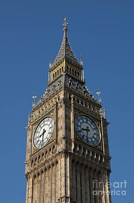 Britain Photograph - Big Ben by Andrew  Michael