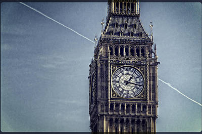 Big Ben Chimes Art Print