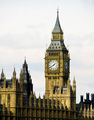 Photograph - Big Ben by Mickey Clausen